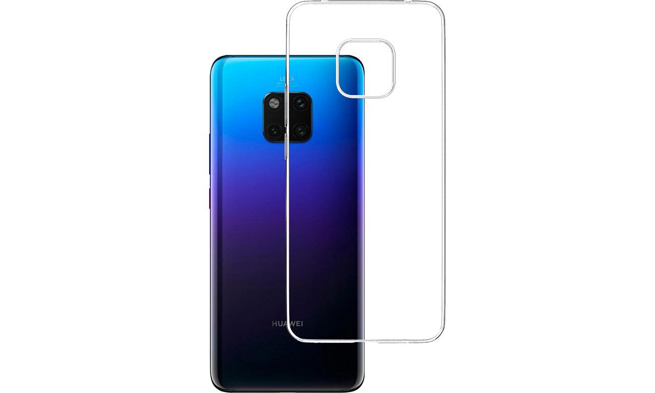 Etui 3mk Clear Case do Huawei Mate 20 Pro 5903108059657
