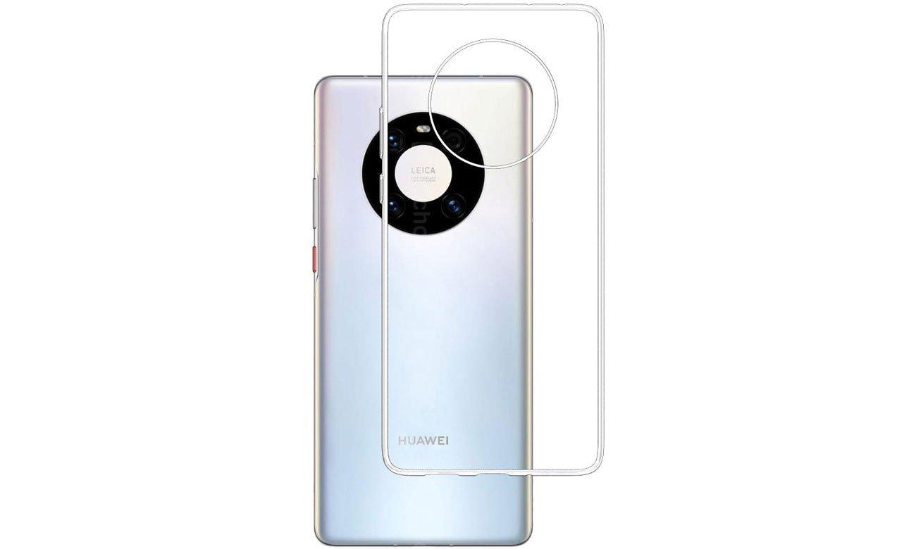 Etui 3mk Clear Case do Huawei Mate 40 Pro 5903108299008