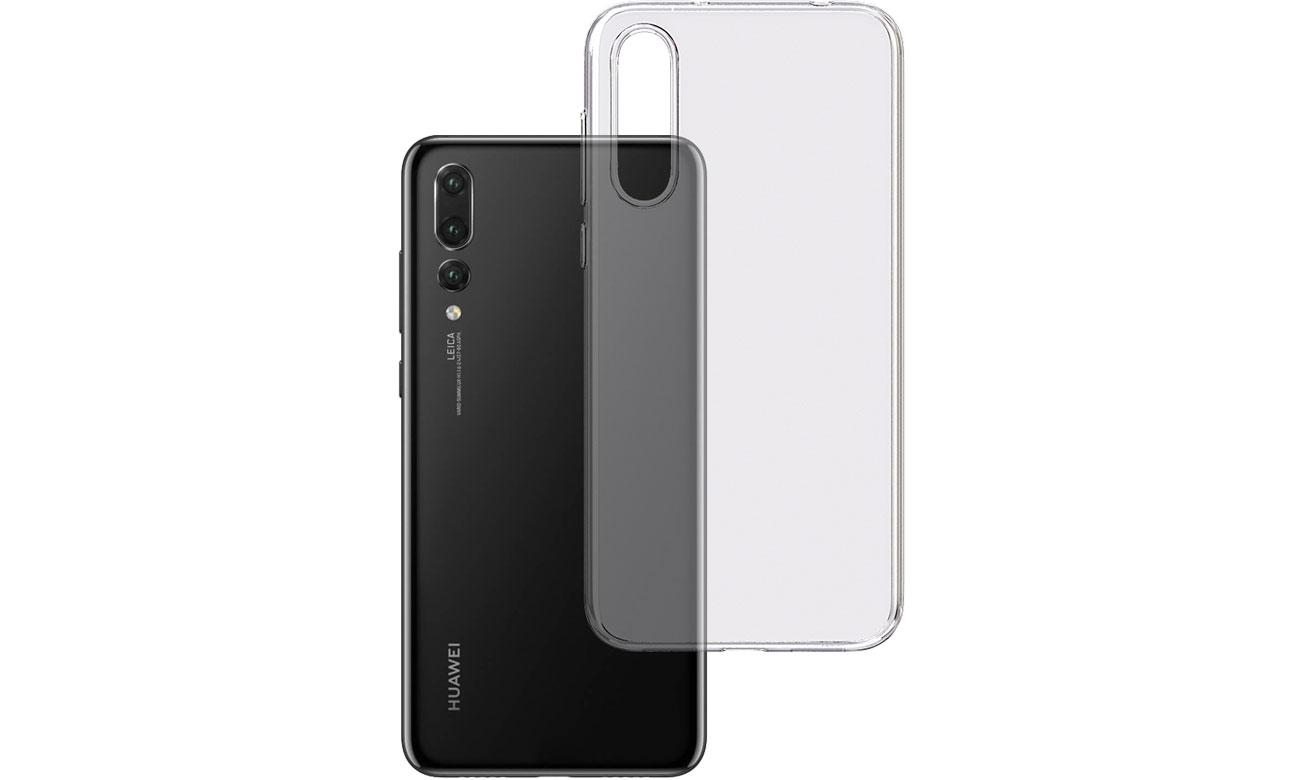 Etui 3mk Clear Case do Huawei P20 Pro 5903108046619