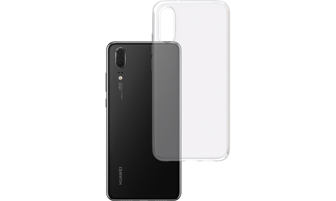 Etui 3mk Clear Case do Huawei P20 5903108043991