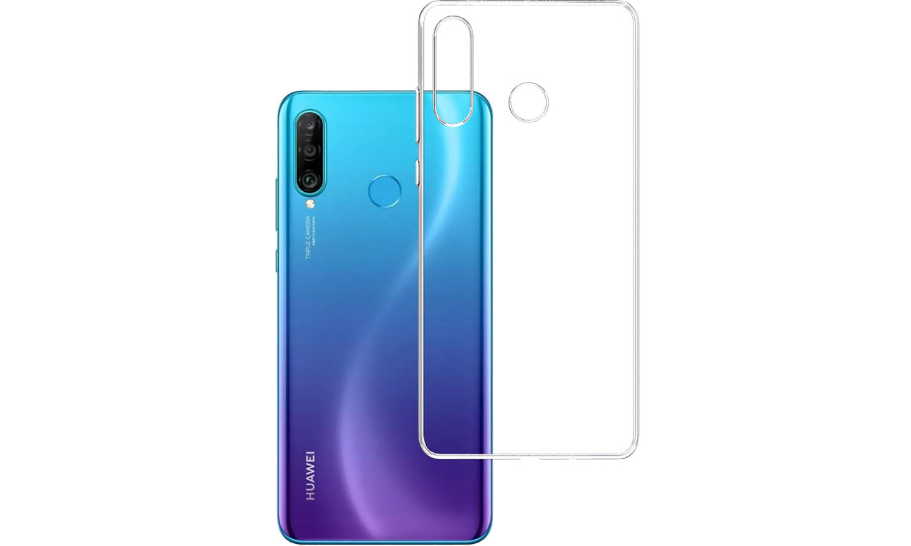 Etui 3mk Clear Case do Huawei P30 Lite 5903108084611