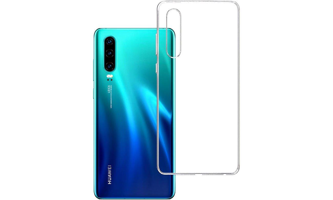 Etui 3mk Clear Case do Huawei P30 5903108080064