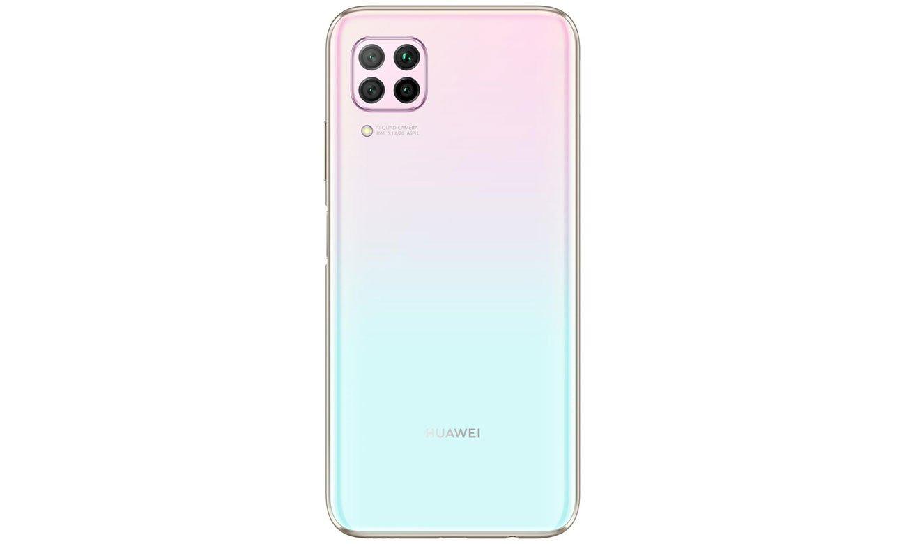 Etui 3mk Clear Case do Huawei P40 Lite