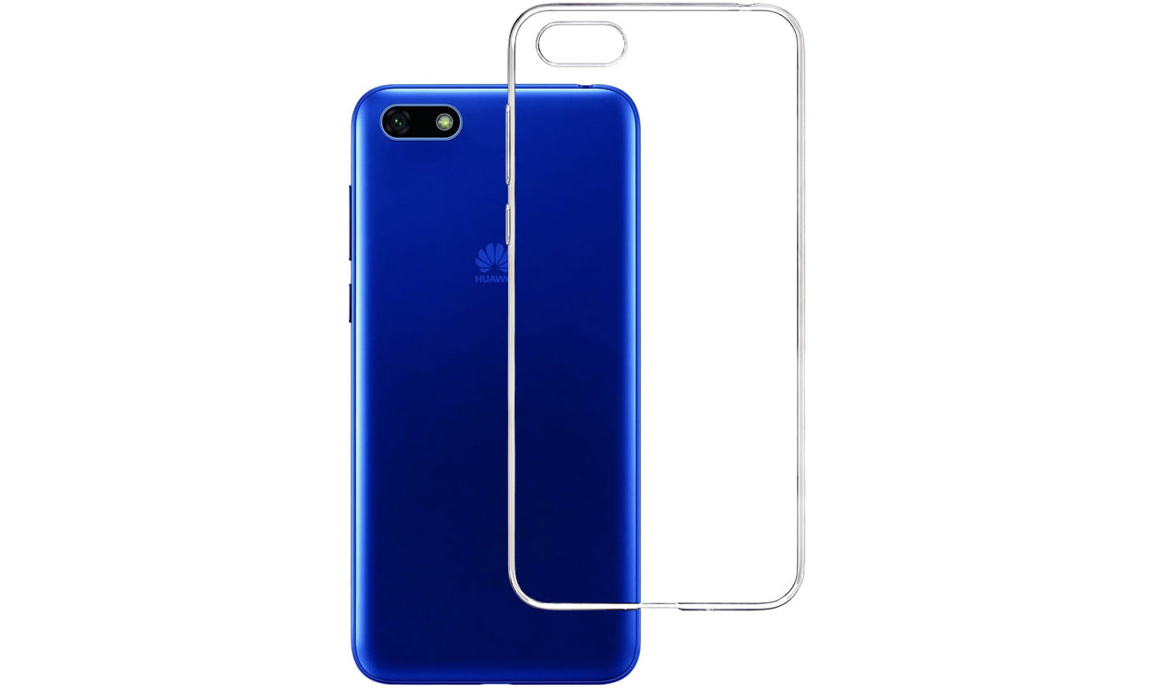 Etui 3mk Clear Case do Huawei Y5 2018 5903108083485