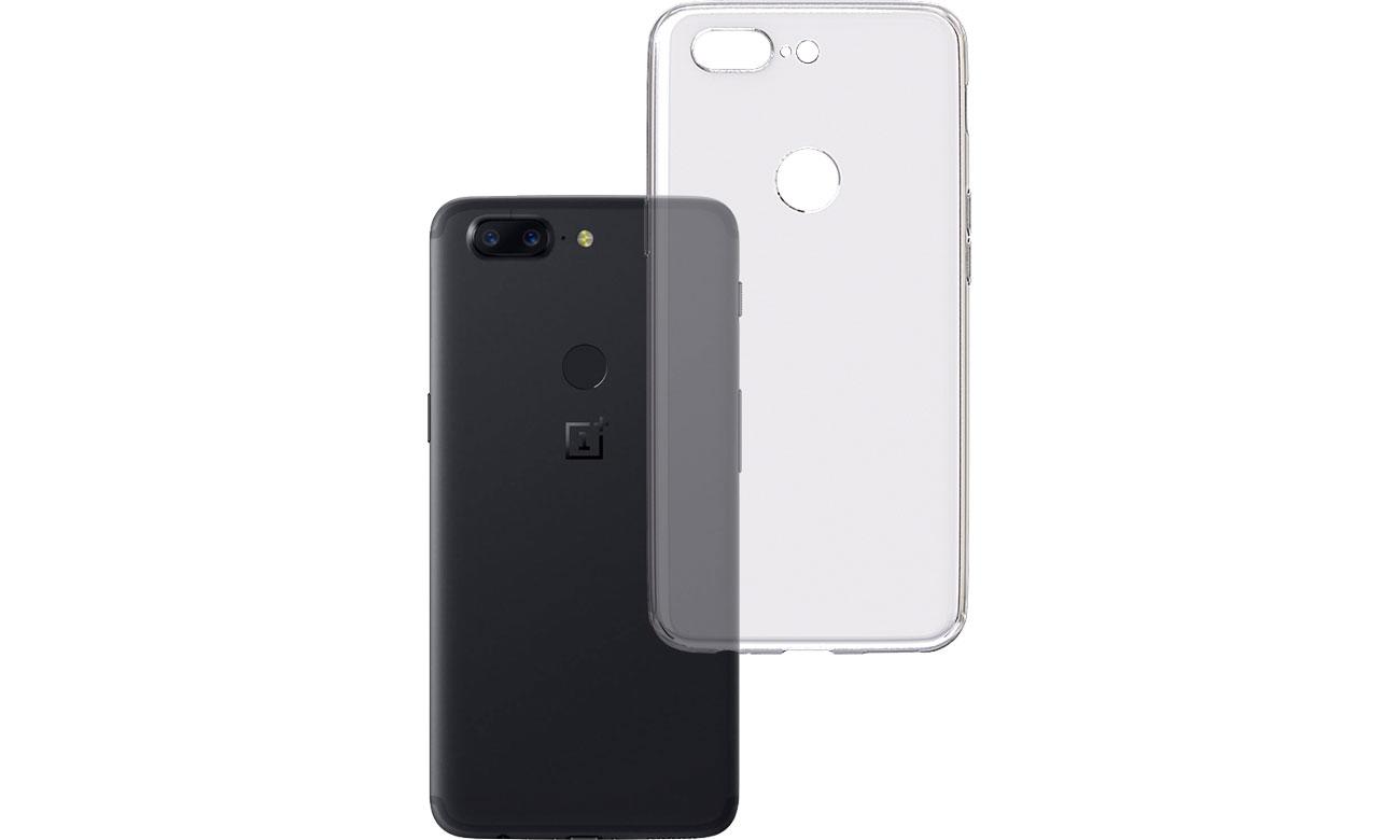 Etui 3mk Clear Case do OnePlus 5T 5903108046633