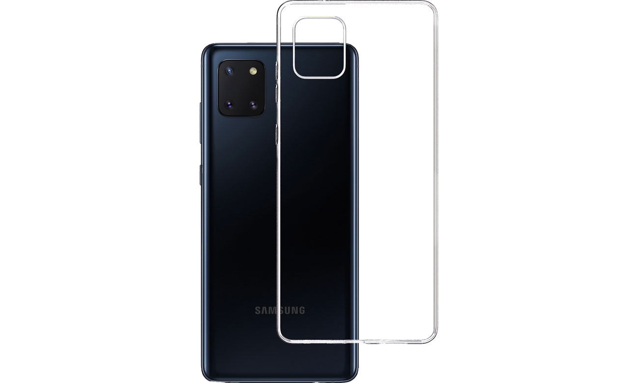 Etui 3mk Clear Case do Samsung Galaxy Note 10 Lite 5903108228480