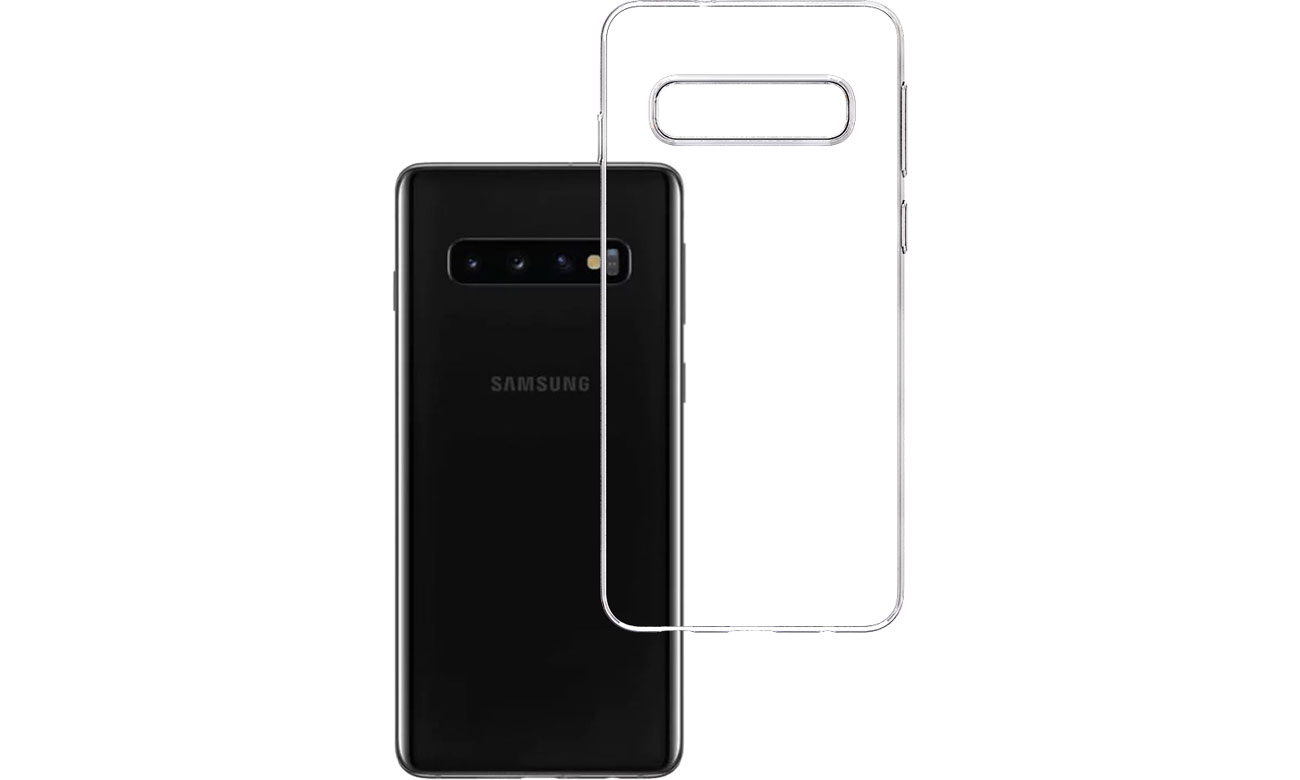 Etui 3mk Clear Case do Samsung Galaxy S10 5903108059831