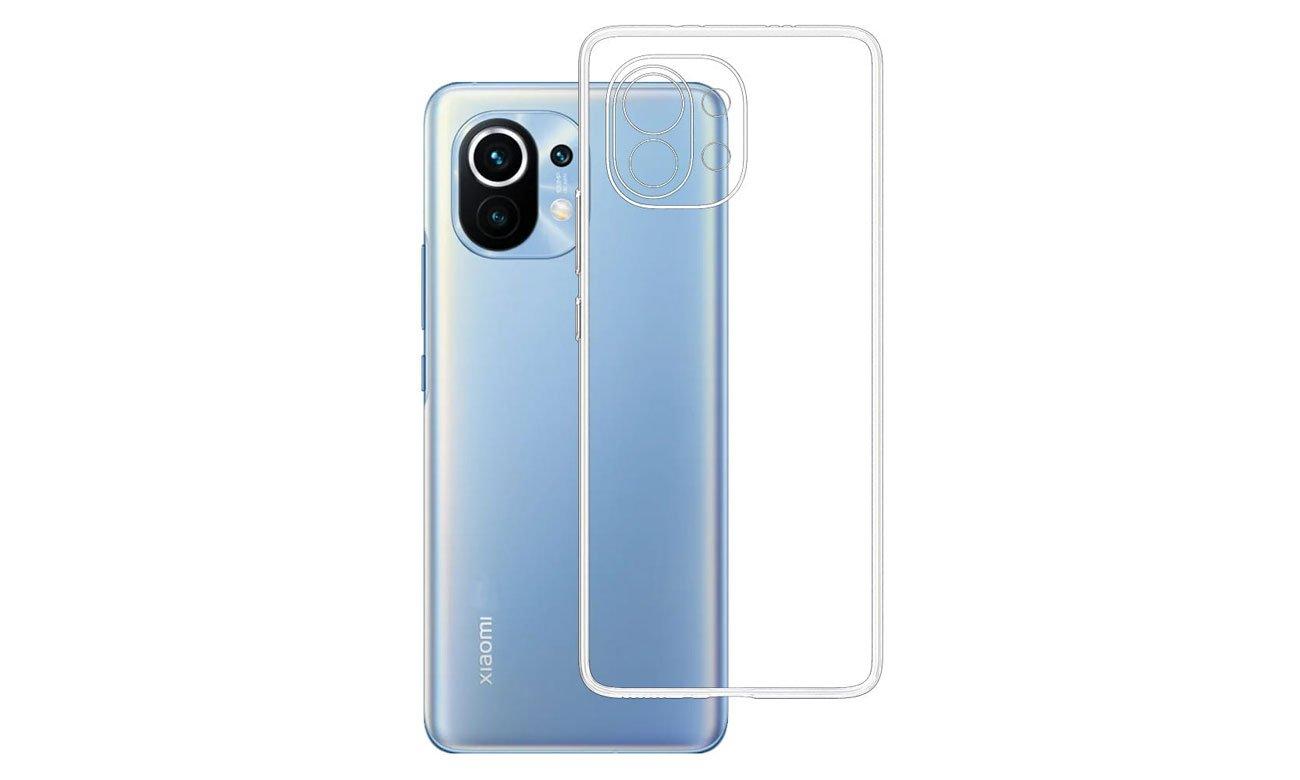 Etui 3mk Clear Case do Xiaomi Mi 11 5903108369152