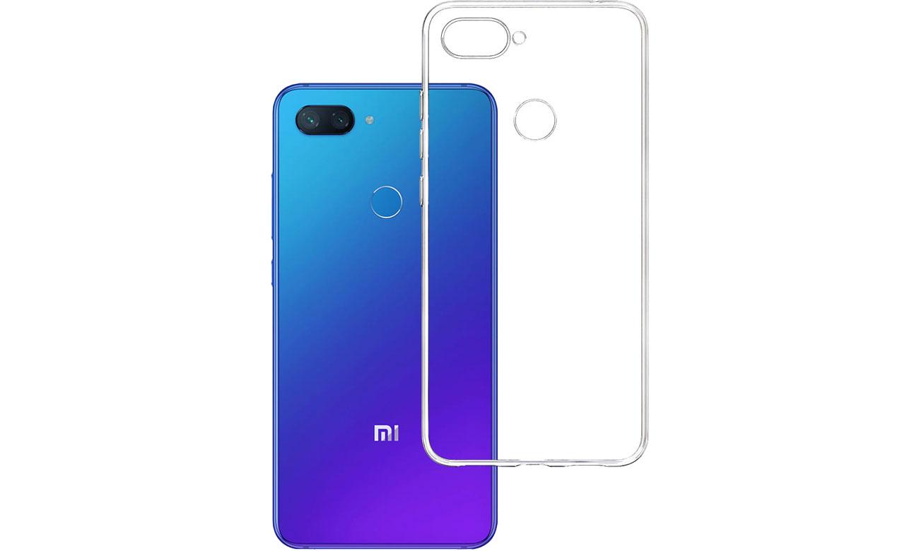 Etui 3mk Clear Case do Xiaomi Mi 8 Lite 5903108084680