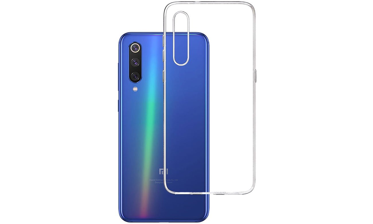 Etui 3mk Clear Case do Xiaomi Mi 9 SE 5903108102322