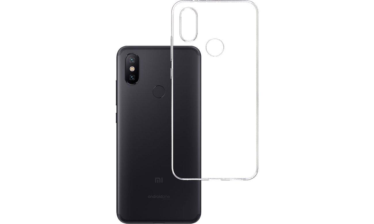 Etui 3mk Clear Case do Xiaomi Mi A2 5903108061223