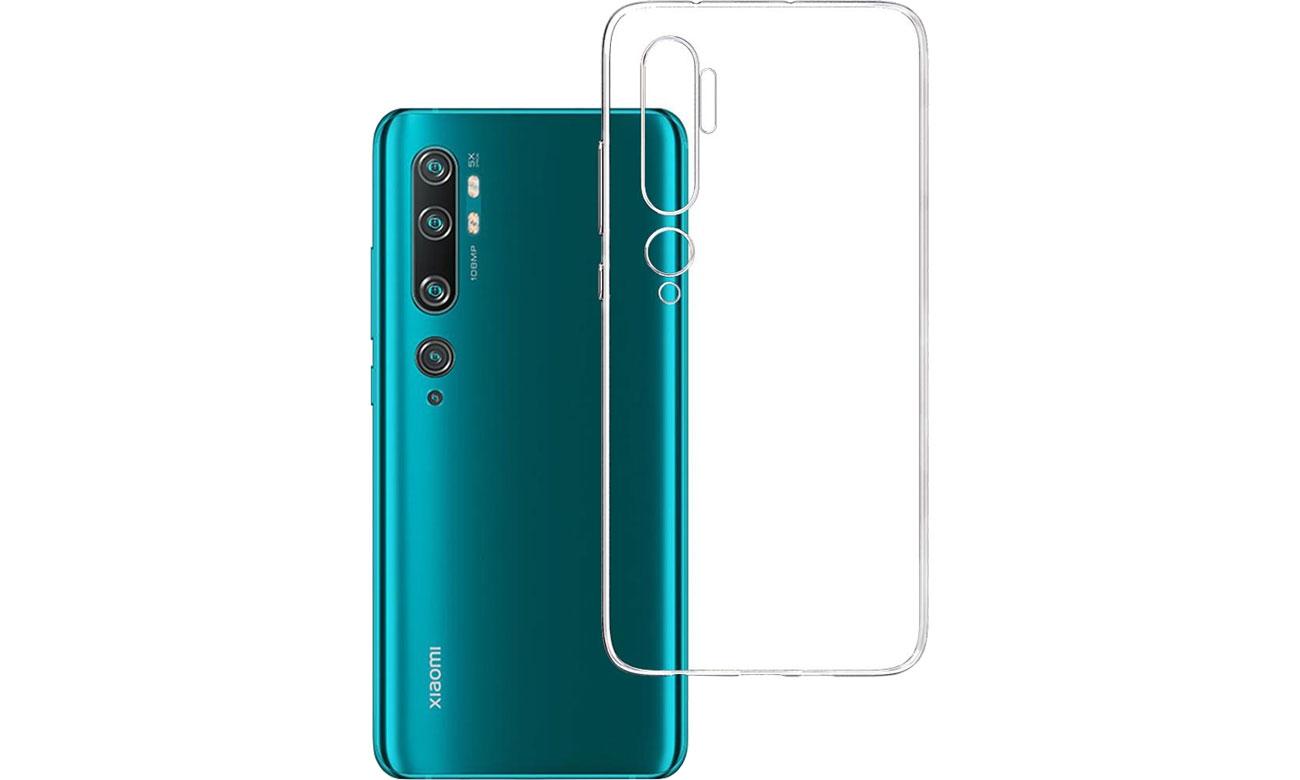 Etui 3mk Clear Case do Xiaomi Mi Note 10/10 Pro 5903108215732