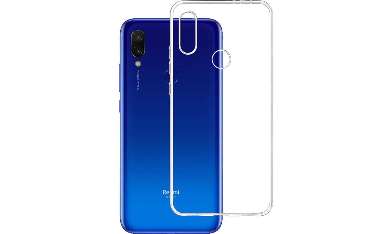 Etui 3mk Clear Case do Xiaomi Redmi 7 5903108132145