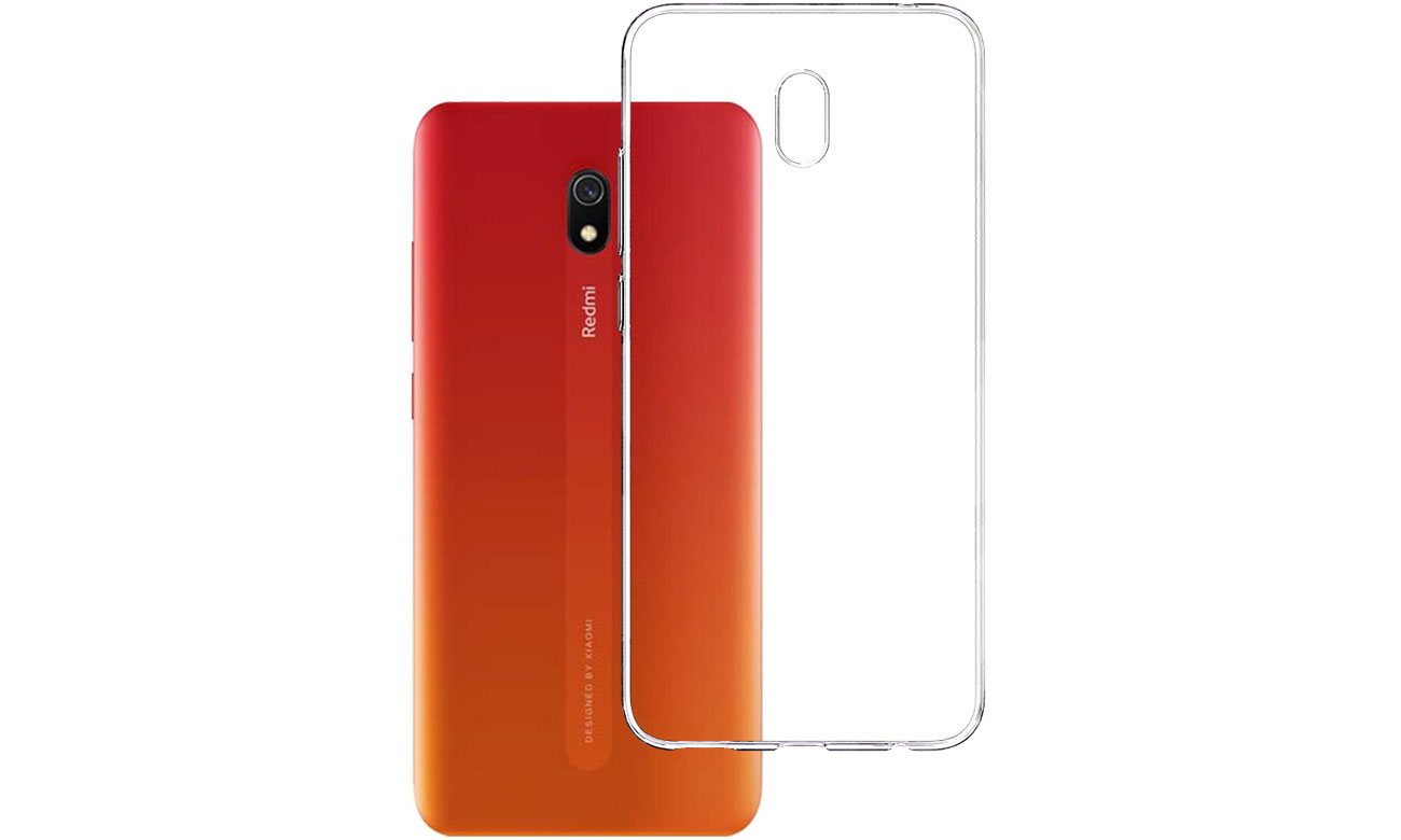 Etui 3mk Clear Case do Xiaomi Redmi 8A 5903108209601