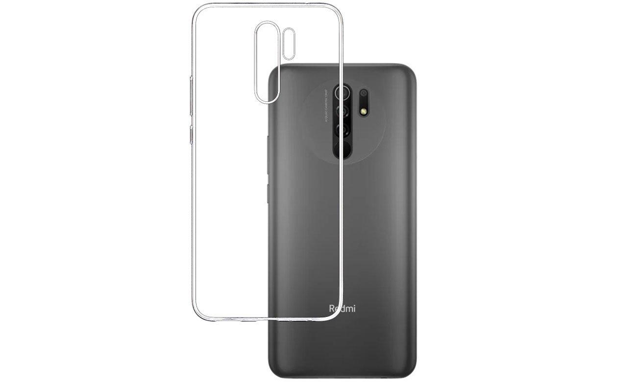 Etui 3mk Clear Case do Xiaomi Redmi 9