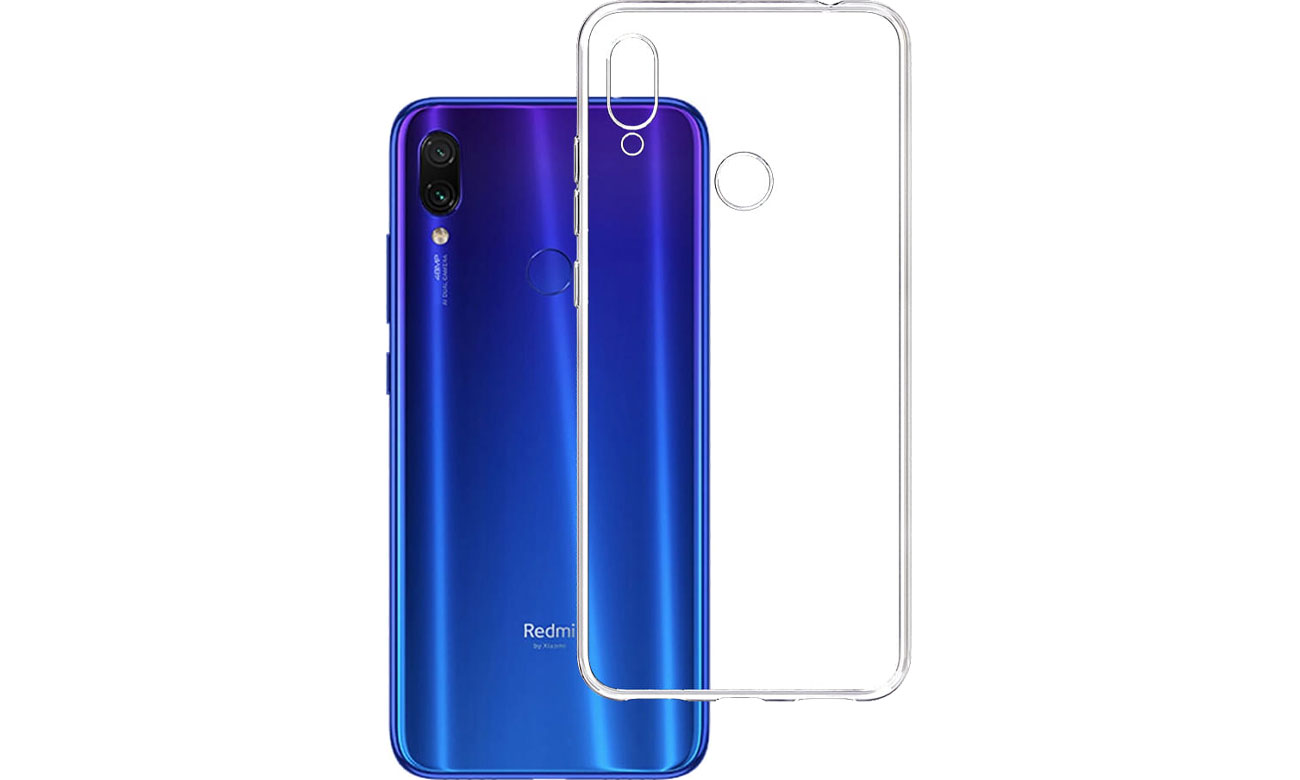 Etui 3mk Clear Case do Xiaomi Redmi Note 7 5903108102346