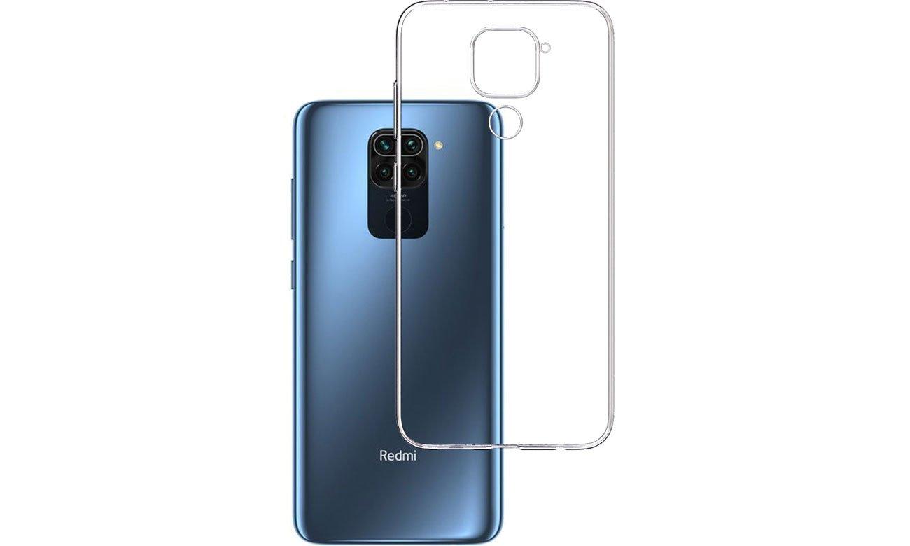 Etui 3mk Clear Case do Xiaomi Redmi Note 9