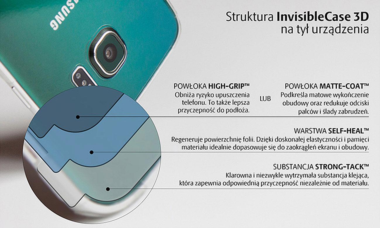 3mk FlexibleGlass 3D Powierzchnia High-Grip