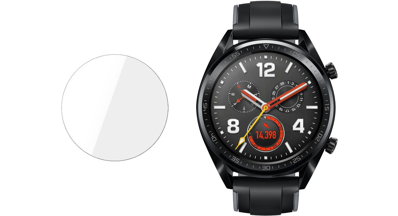 Folia 3mk Flexible Glass do Huawei Watch GT 903108059480