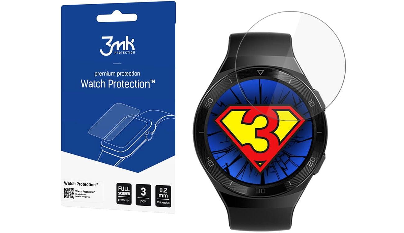 3mk Watch Protection do Huawei Watch GT 2 46mm/GT 2e