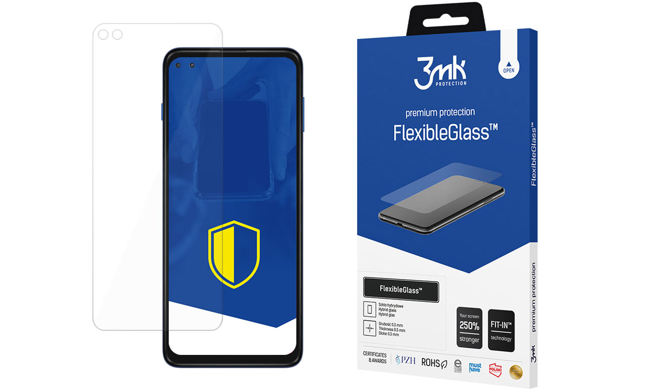 3mk FlexibleGlass do Motorola Moto G 5G Plus