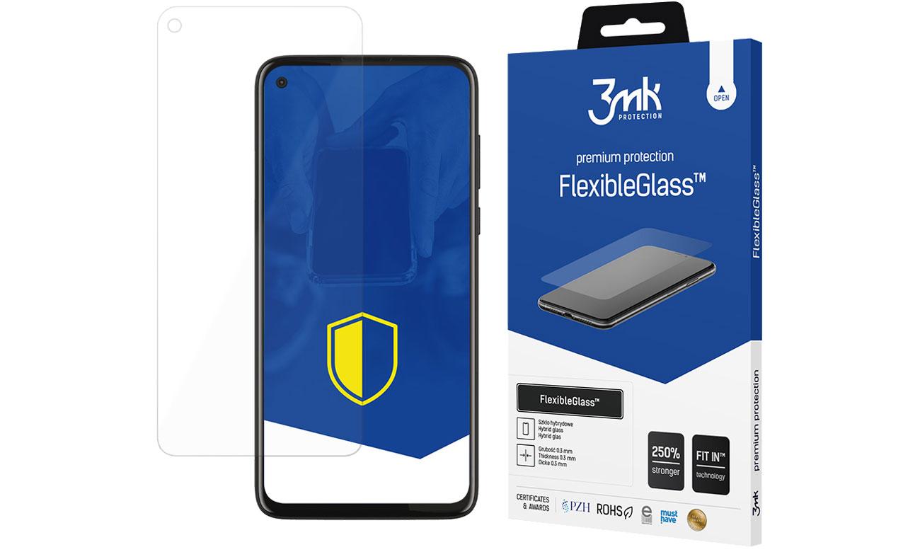 Flexible Glass do Motorola Moto G8 Power