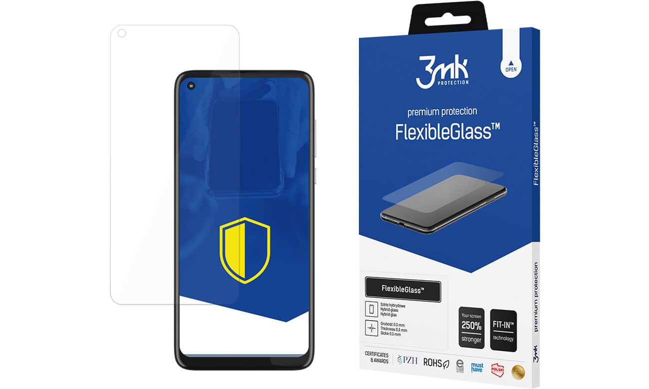 3mk FlexibleGlass do Motorola Moto G8