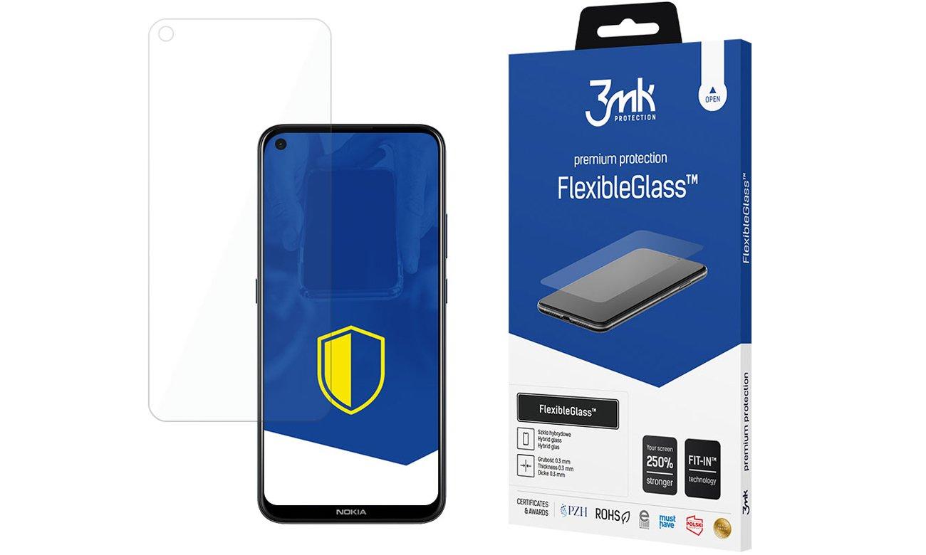 3mk FlexibleGlass do Nokia 5.4