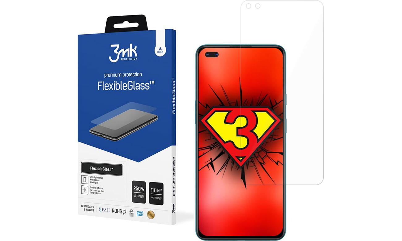 Folia / szkło na smartfon 3mk Flexible Glass do OnePlus Nord 5903108296069