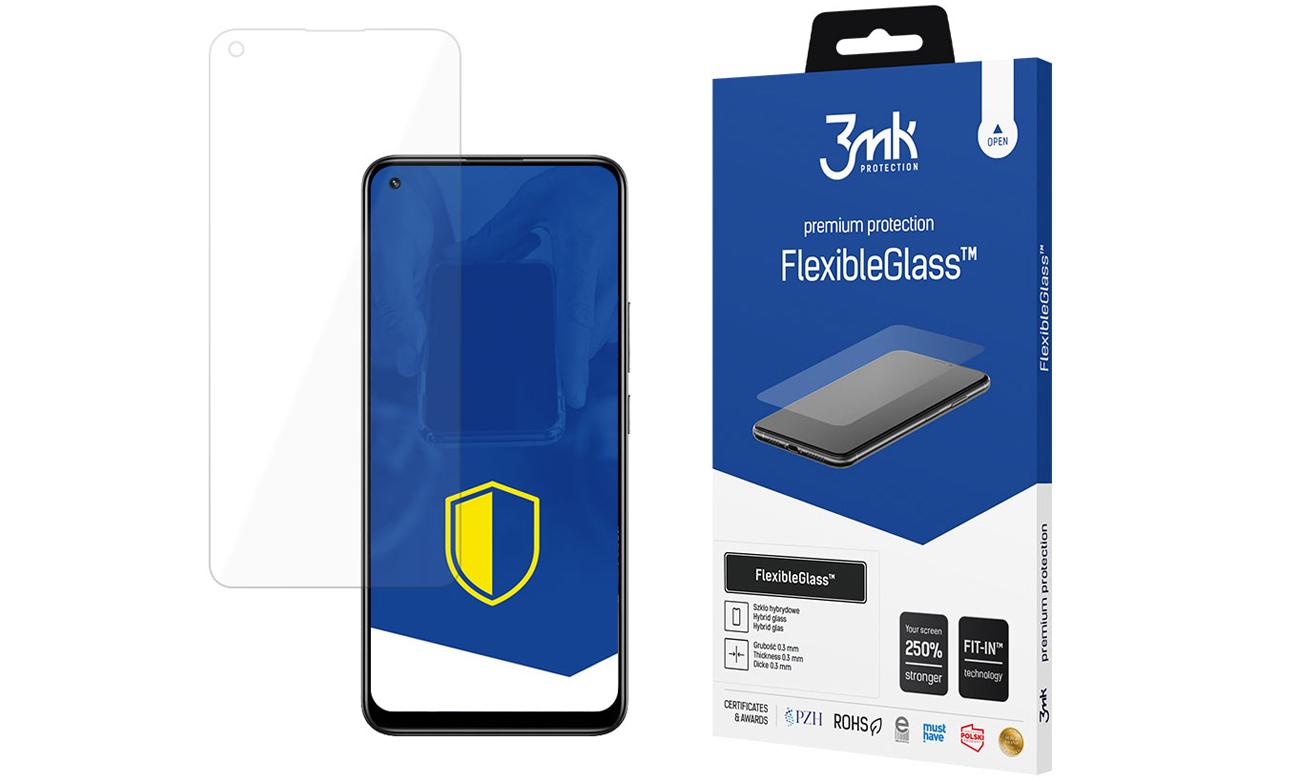 3mk FlexibleGlass do Realme 8 Pro