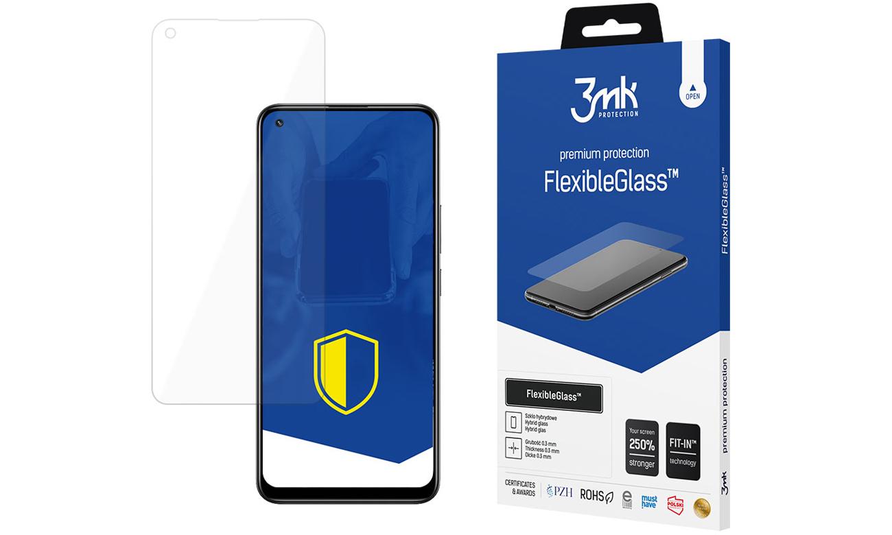 3mk FlexibleGlass do Realme 8