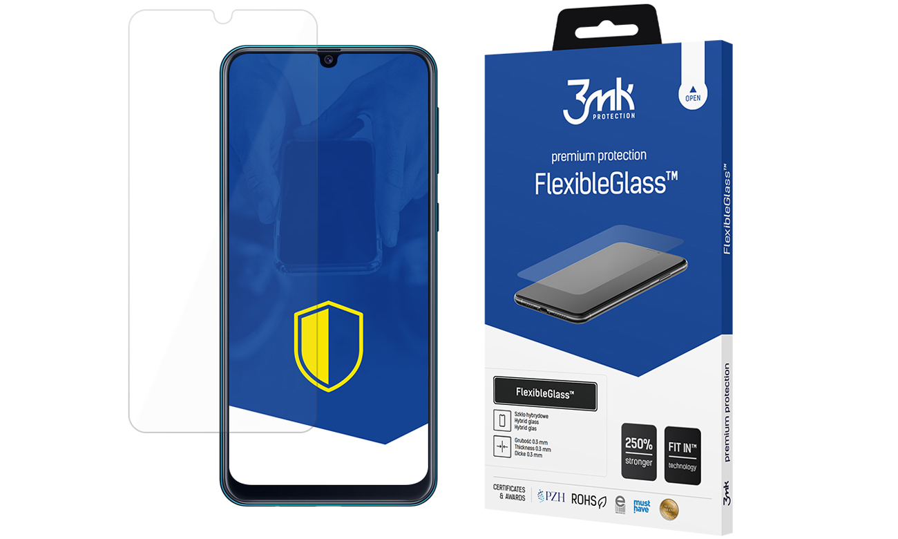 3mk FlexibleGlass do Samsung Galaxy M21