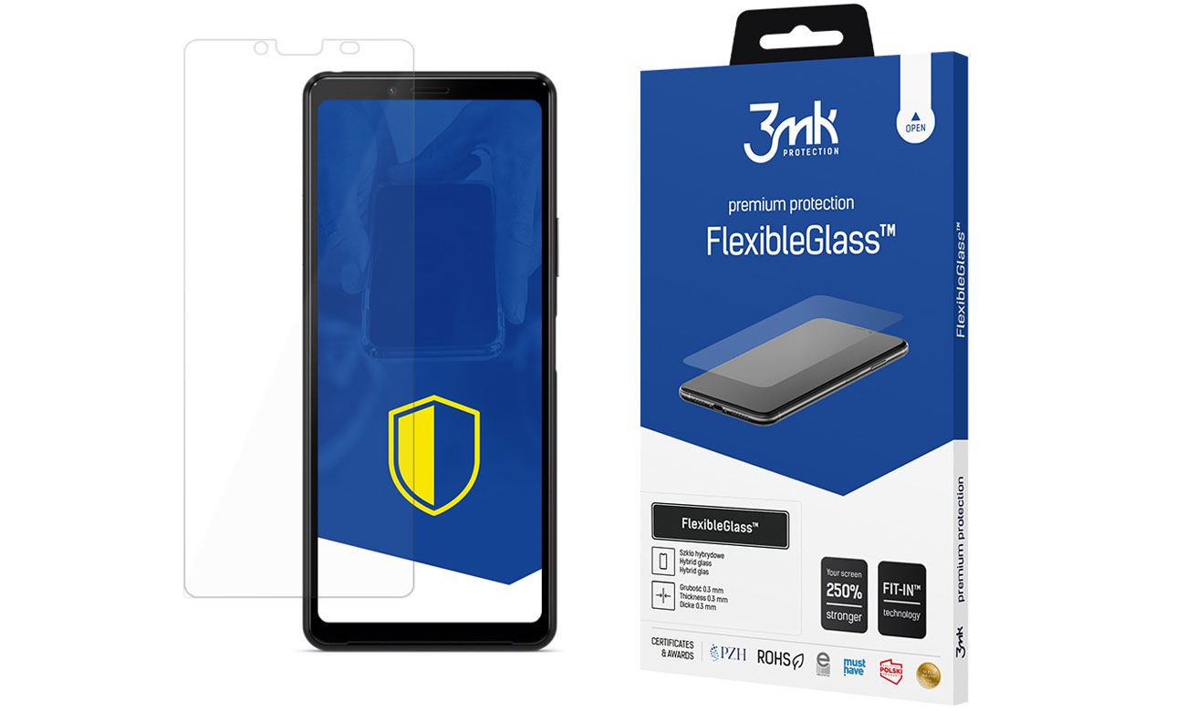 3mk FlexibleGlass do Sony Xperia 10 II