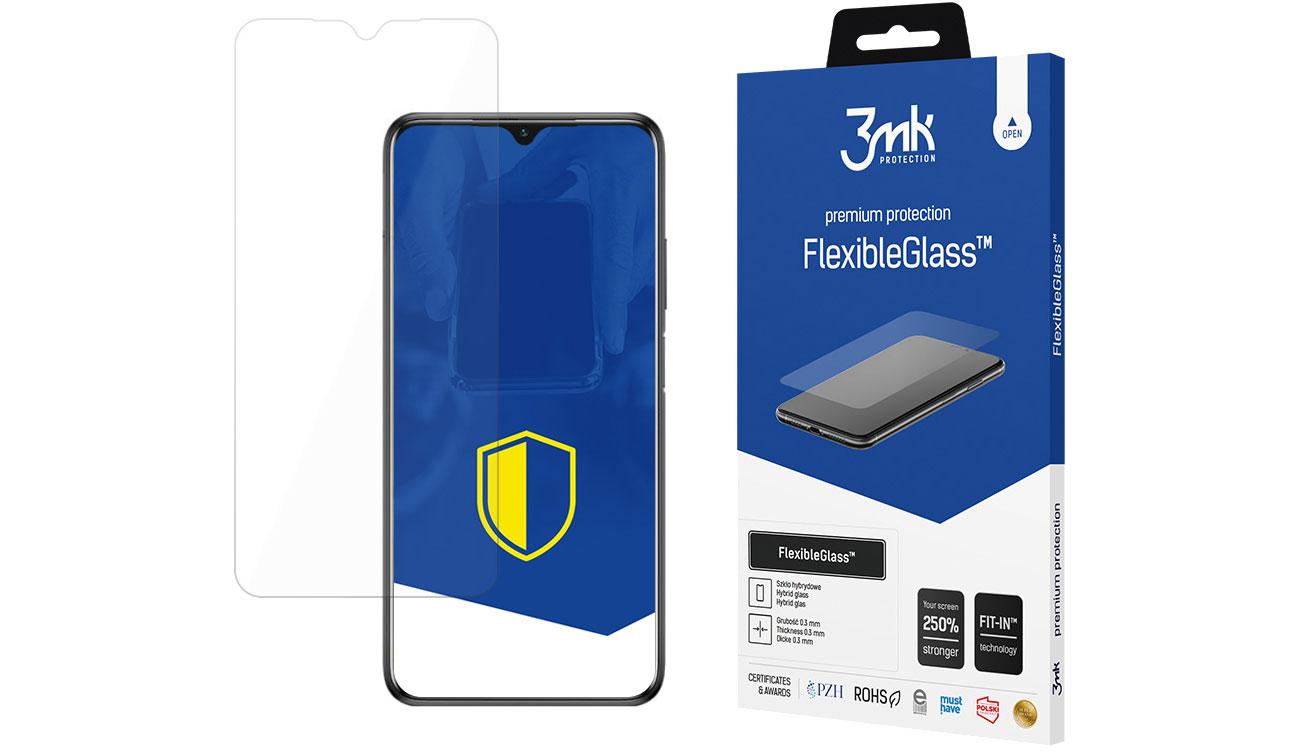 Szkło 3mk Flexible Glass do Xiaomi POCO M3 5903108339322