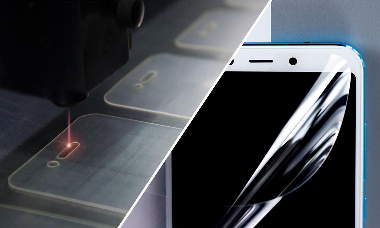 3mk Flexible Glass Lite Precyzja produkcji