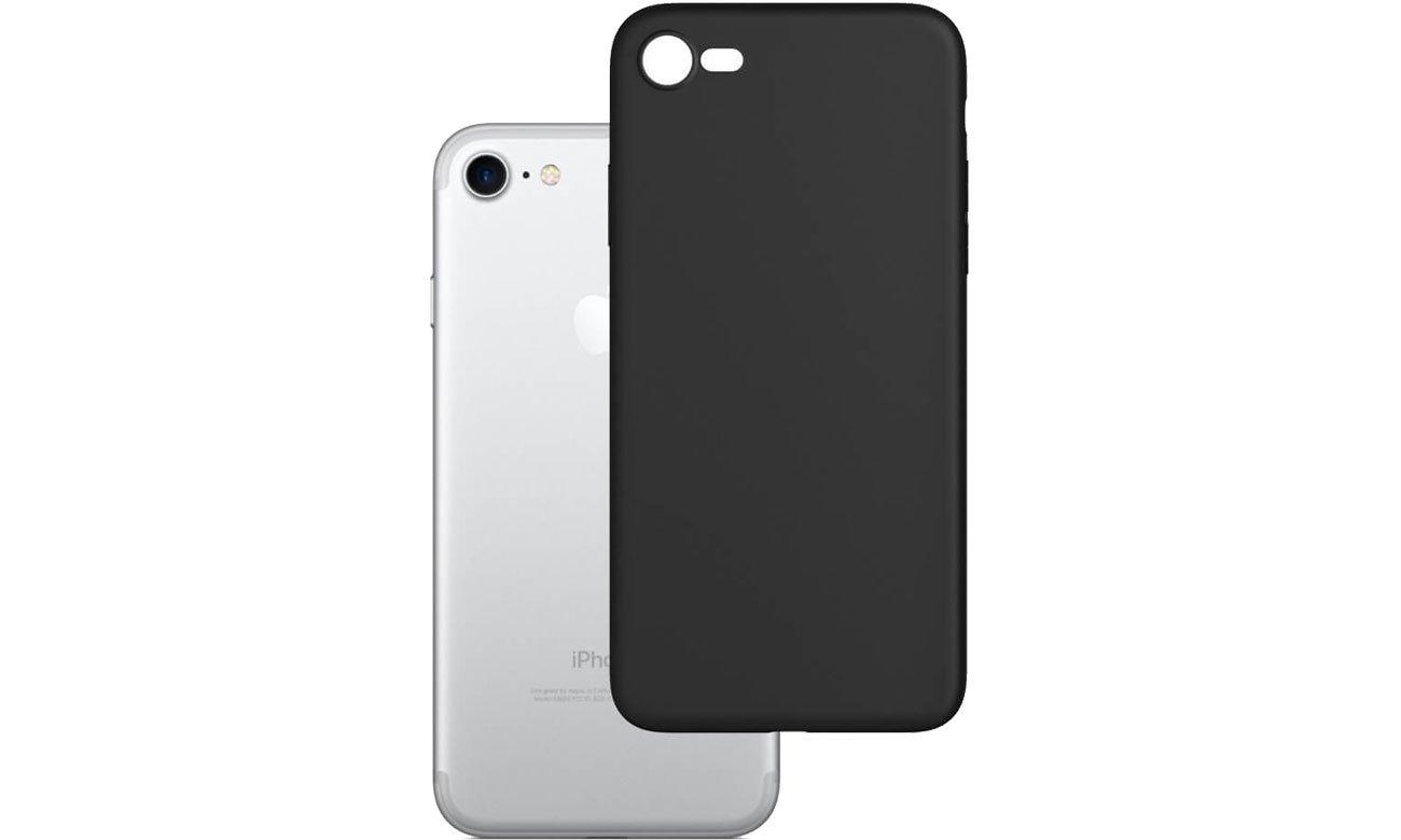 Etui 3mk Matt Case do iPhone 7/8 czarny 5903108232005