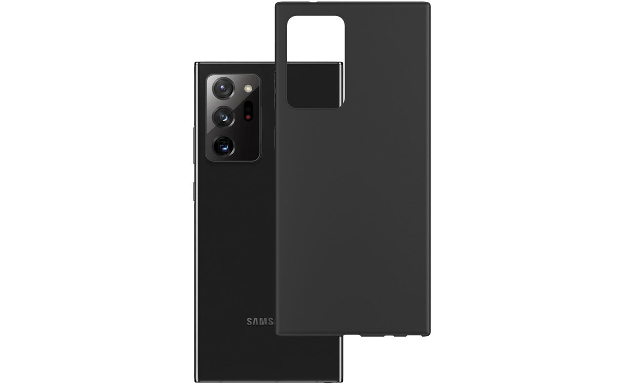 Etui 3mk Matt Case do Samsung Galaxy Note 20 Ultra