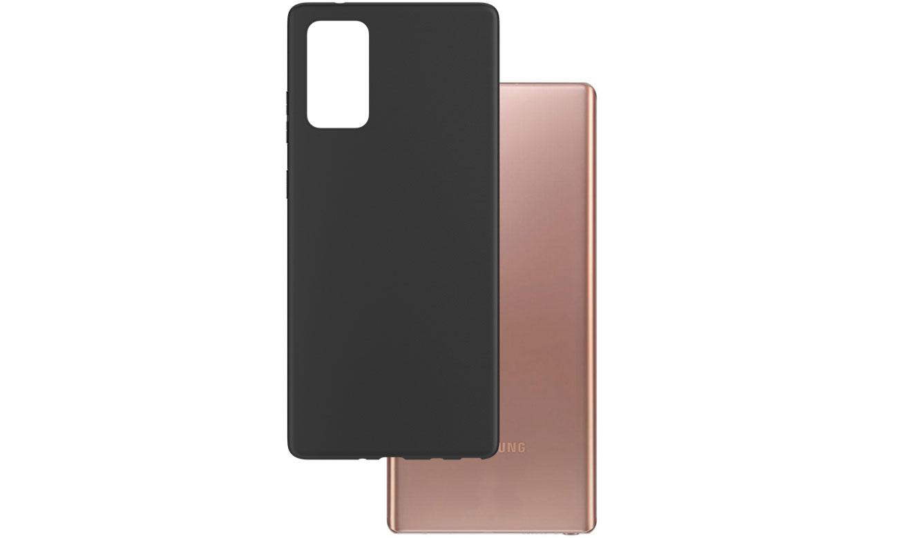 Etui 3mk Matt Case do Samsung Galaxy Note 20
