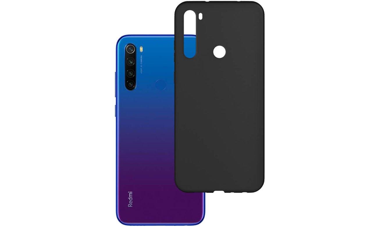 Etui 3mk Matt Case do Xiaomi Redmi Note 8t czarny 5903108232357