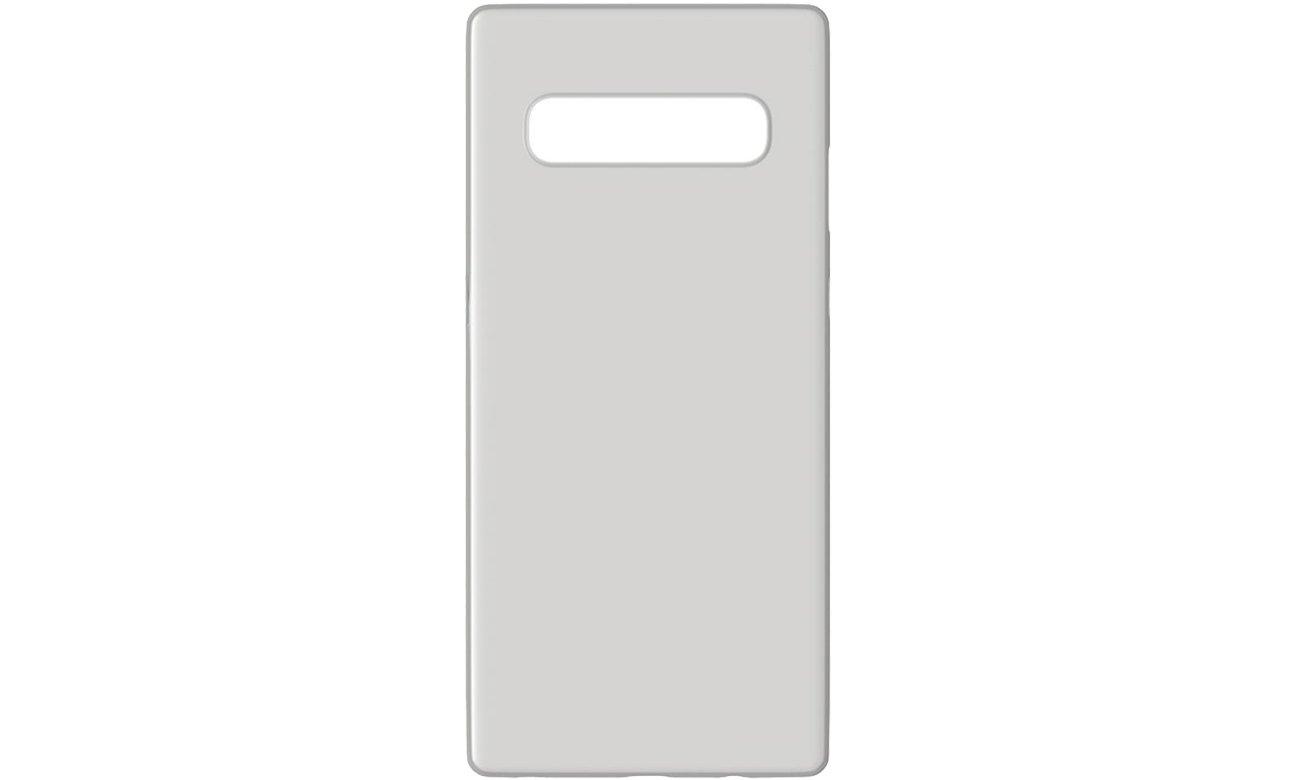 3mk Natural Case do Galaxy Galaxy S10+ White