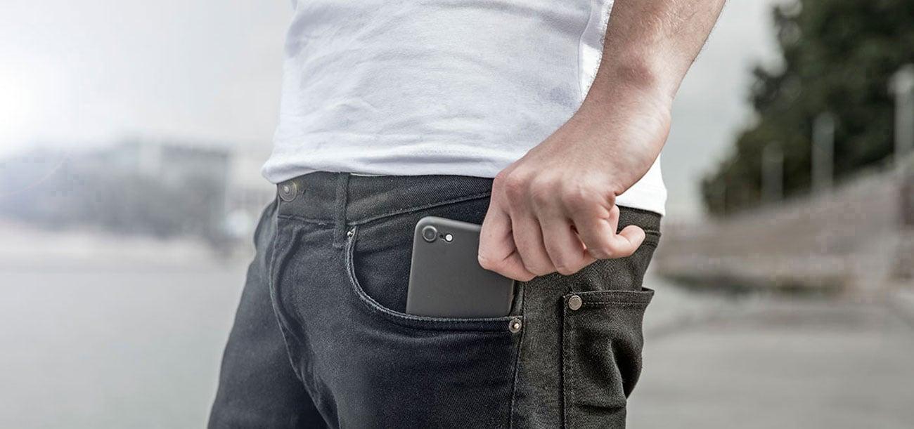 3mk Natural Case Doskonała ochrona smartfona