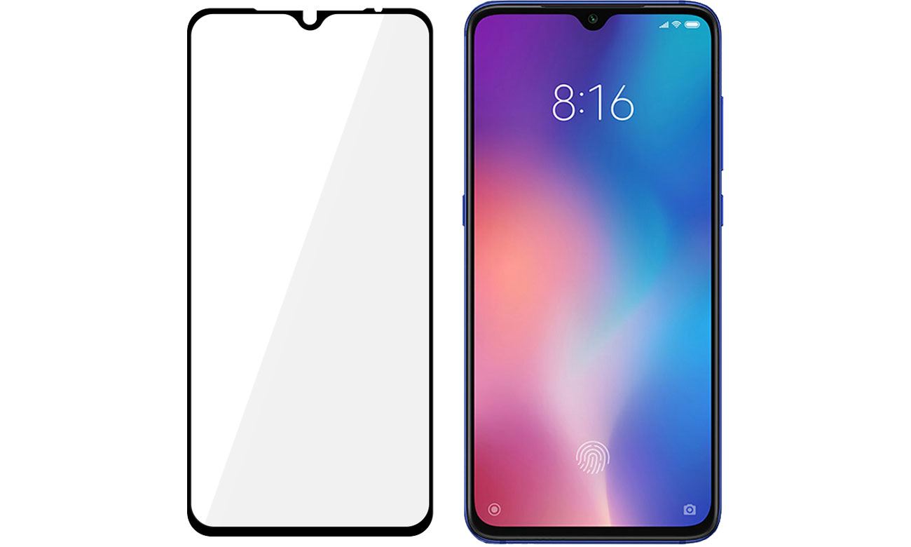 Szkło 3mk NeoGlass do Xiaomi Mi 9 5903108206044