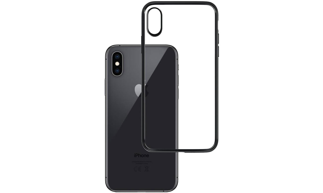 Etui 3mk Satin Armor Case do iPhone X/Xs 5903108092302