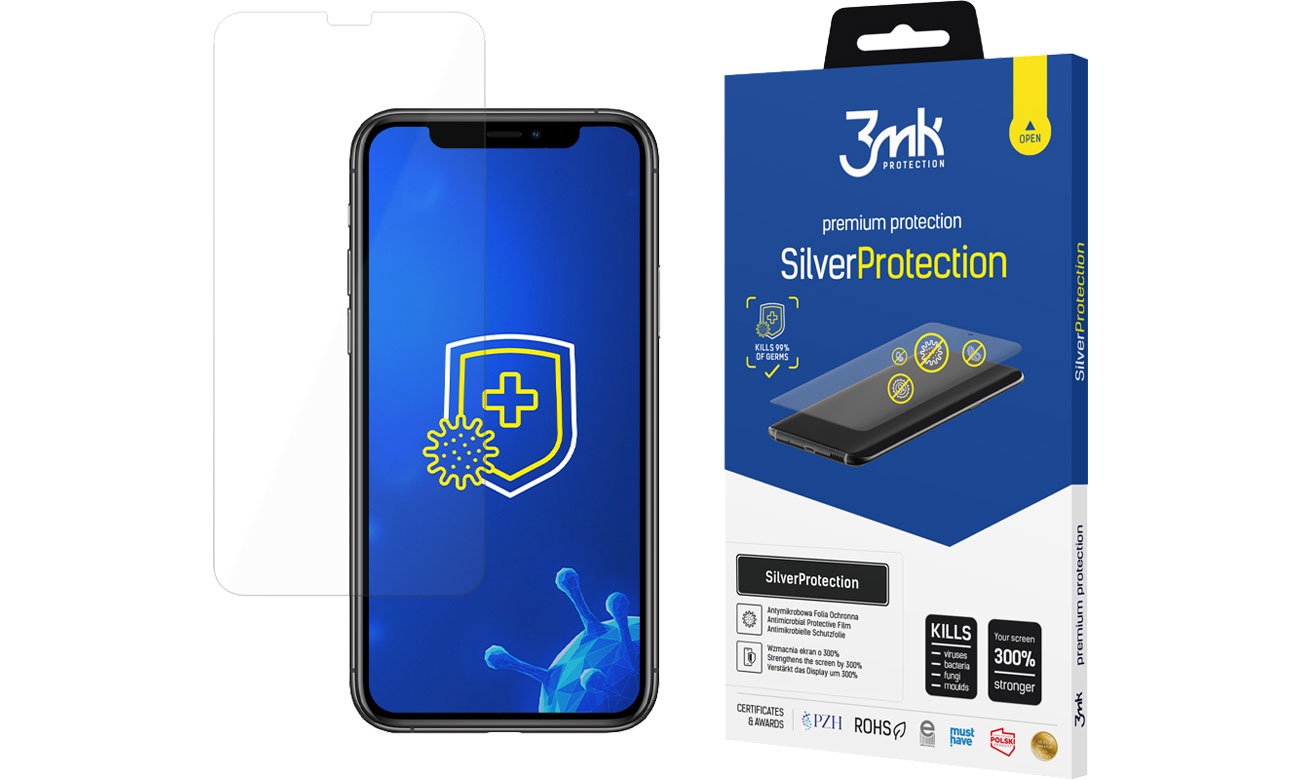 3mk Silver Protection do iPhone 11 Pro 5903108267724