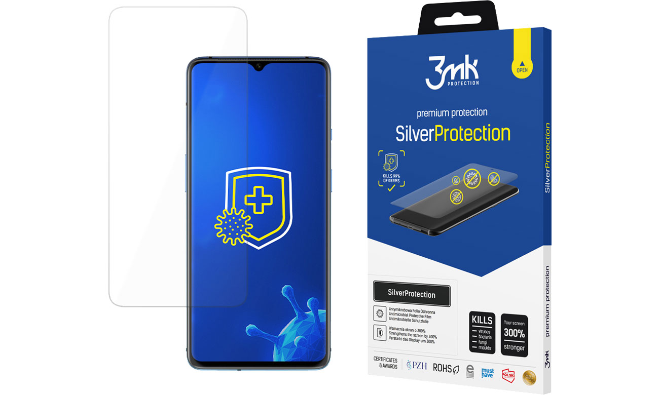 3mk Silver Protection do OnePlus 7T Pro 5903108268219