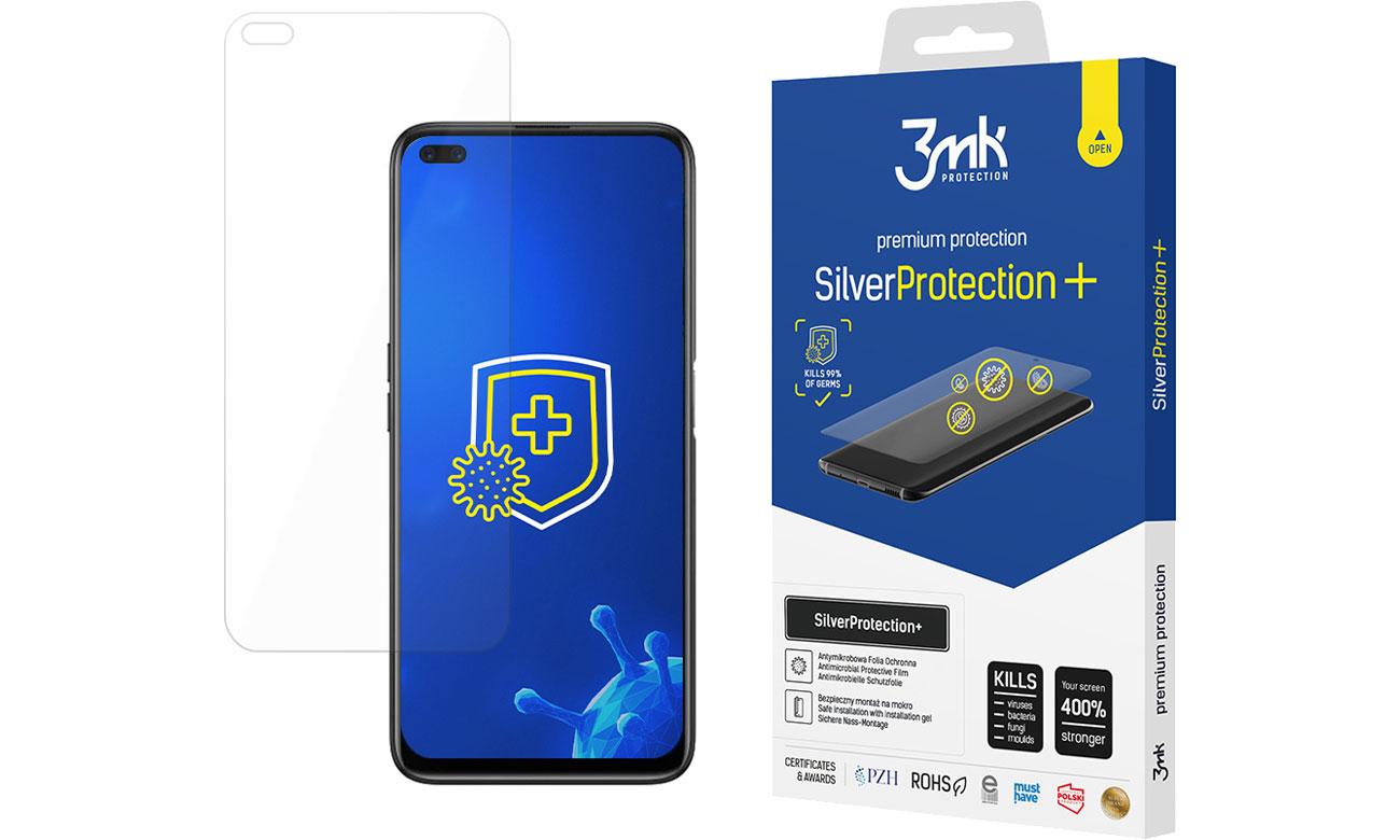 3mk SilverProtection+ do Realme 6 Pro