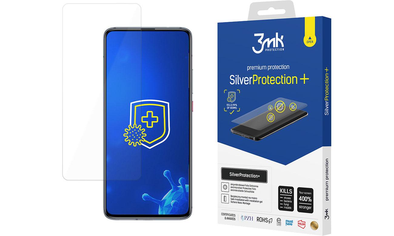 Folia / szkło na smartfon 3mk SilverProtection+ do Xiaomi POCO F2 Pro 5903108303491