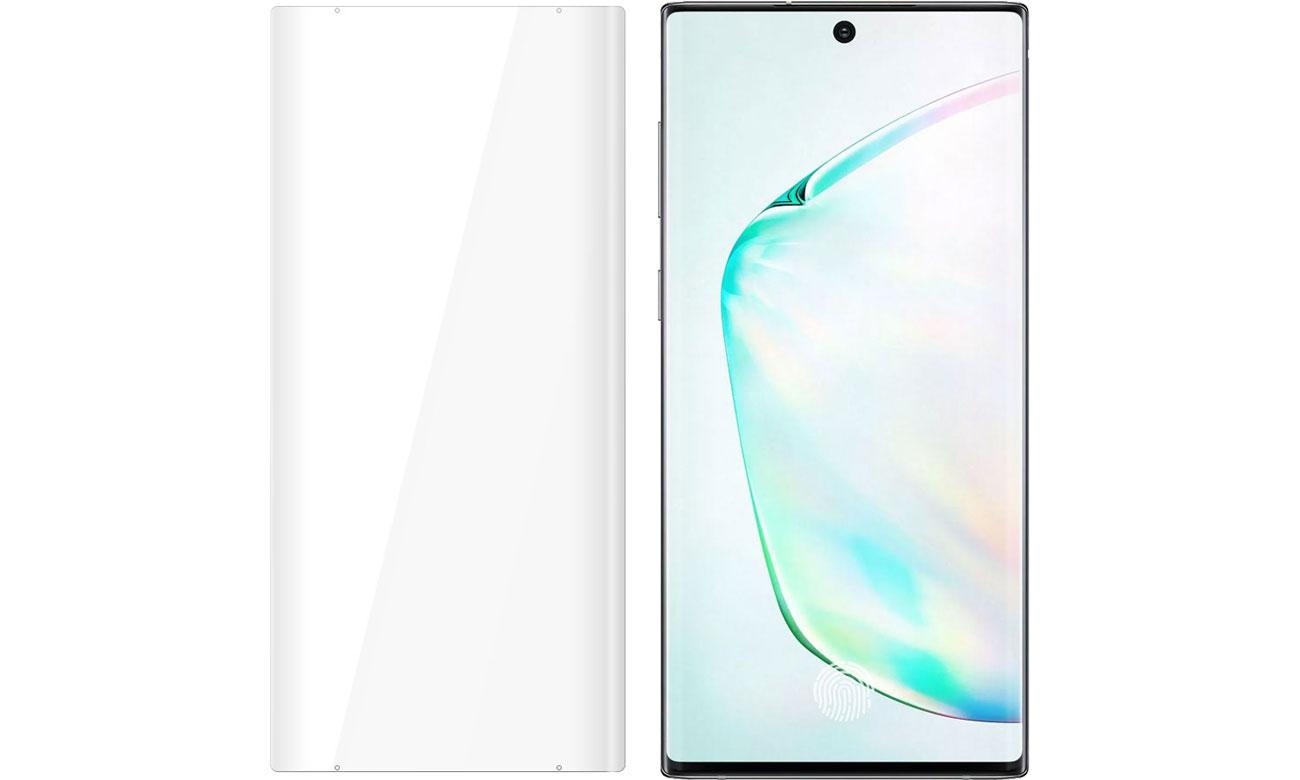 Szkło na smartfon 3mk UV Glass do Samsung Galaxy Note 10 5903108237475