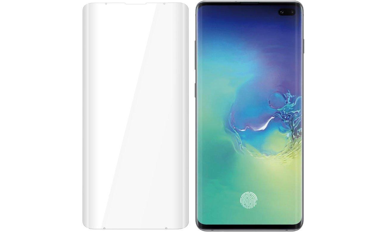 Szkło na smartfon 3mk UV Glass do Samsung Galaxy S10+ 5903108237468