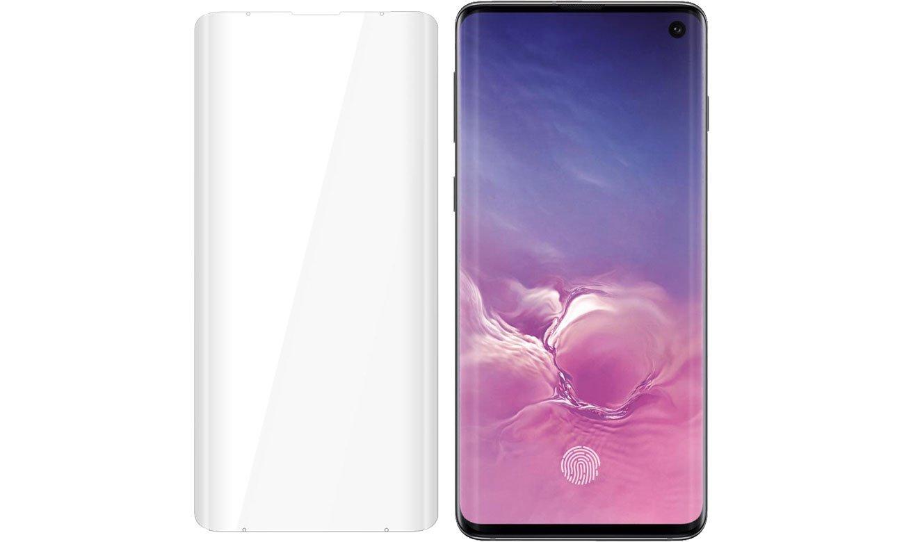 Szkło na smartfon 3mk UV Glass do Samsung Galaxy S10 5903108238038